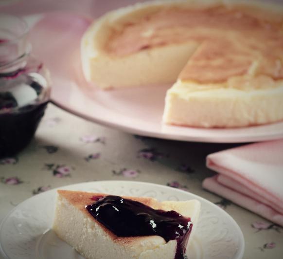 Tarta de queso japonesa con Thermomix®