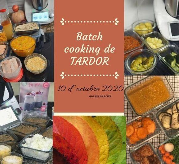 Batch cooking de otoño
