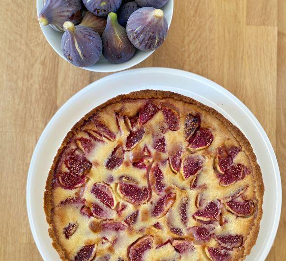 Pastis de figa amb Thermomix® (sense gluten ni làctics) Lleida