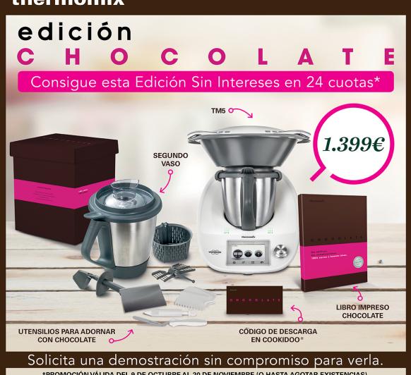 """NUEVA EDICIÓN """" CHOCOLATE"""" - 0% INTERESES"""