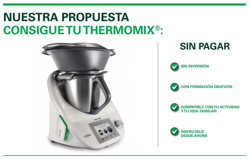 Thermomix® una oportunidad de Futuro…