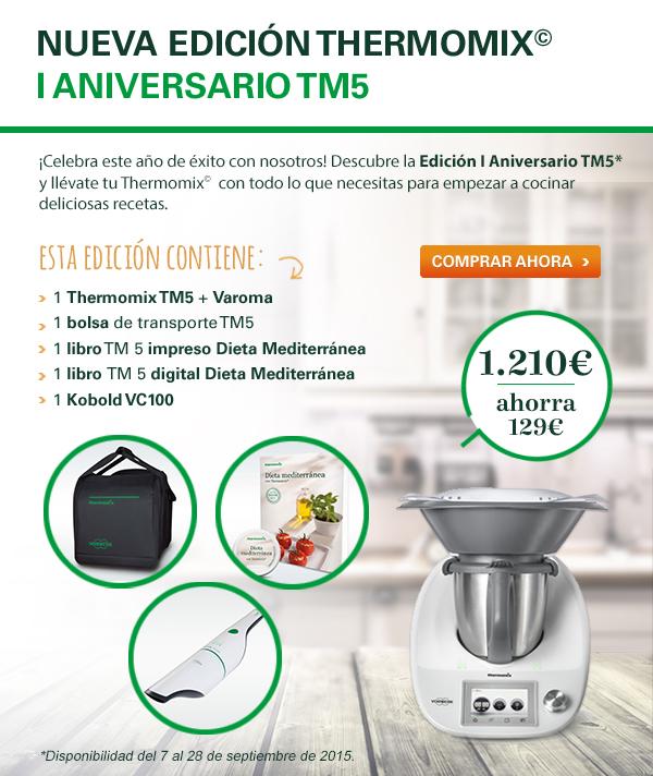 EDICIÓN 1ER ANIVERSARIO TM-5