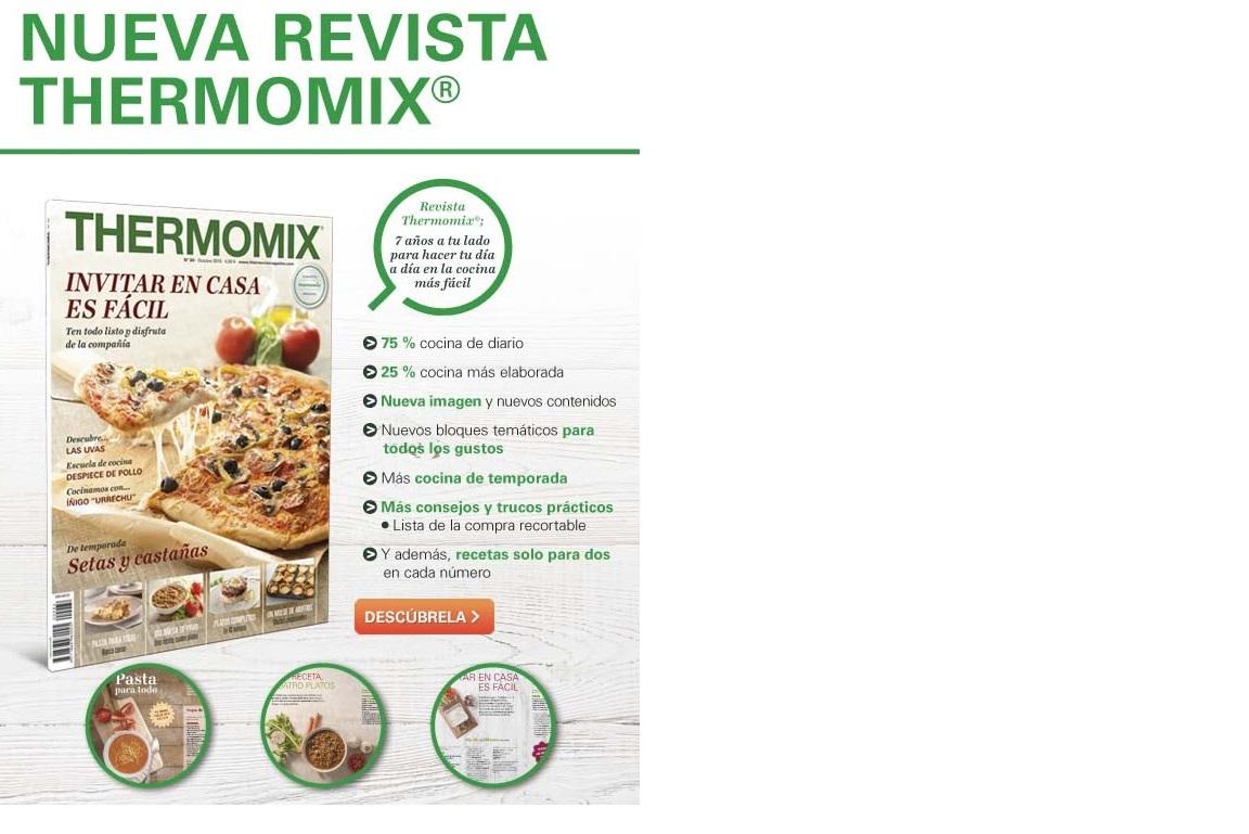 NUEVO FORMATO REVISTA Thermomix®
