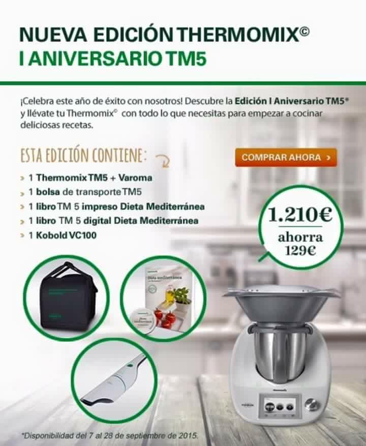 Edicion 1 aniversario tm5