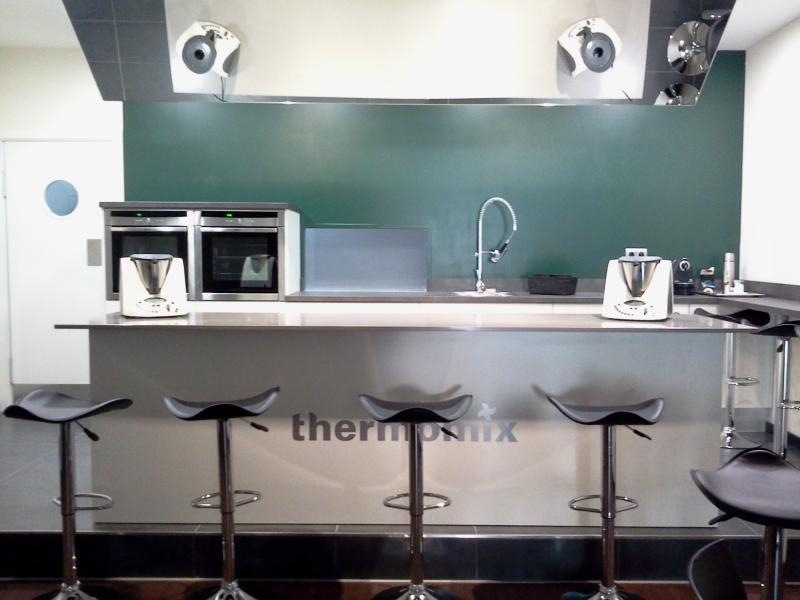 Degustación culinaria en el Espacio Thermomix® de Lleida