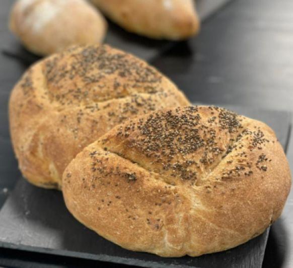 Pan básico, sencillo y versàtil