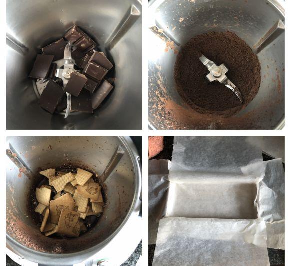 Turron de Chocolata