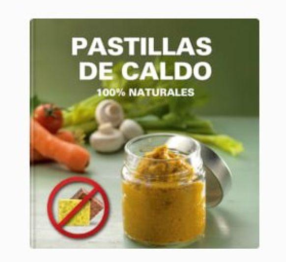 PASTILLAS DE CALDO CASERAS 100%
