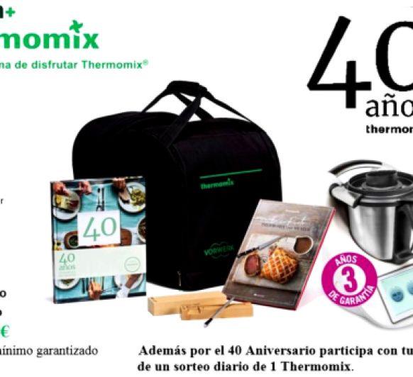 40 años de Thermomix® y más... en Lleida