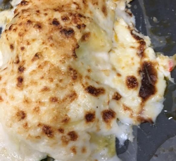 LASAÑA VEGETAL CON PASTA FRESCA sin gluten con Thermomix®