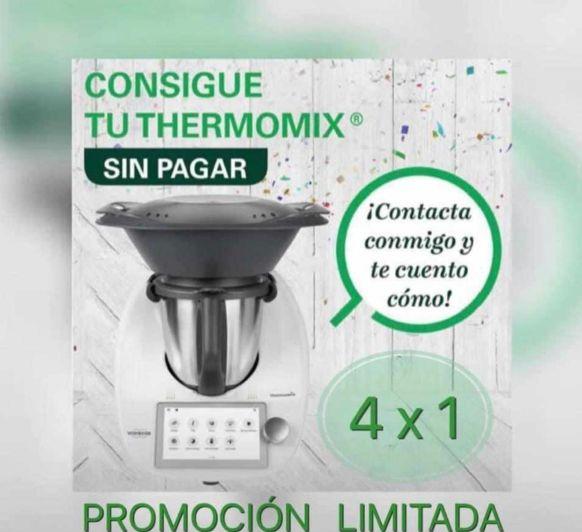 CONSIGUE TU Thermomix® TM6 SIN PAGAR EN PUIGCERDÀ