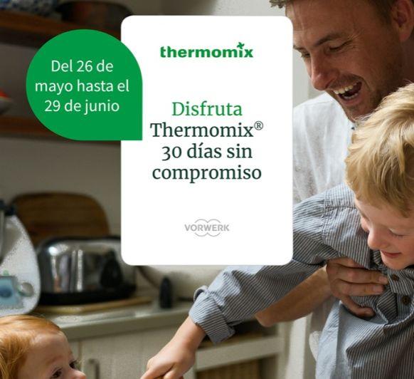 PROMOCIÓ Thermomix® TM6 30 DIES DE PROBA PUIGCERDÀ