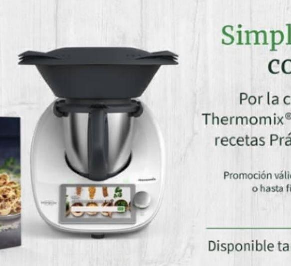 Thermomix® PUIGCERDÀ REGALA UN 2ON VAS COMPLERT DE TM5