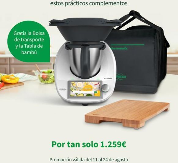 ULTIMA HORA Thermomix®
