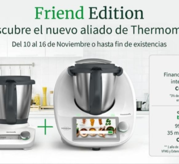 Thermomix® TM6 + Thermomix® FRIEND 0%