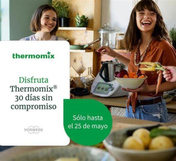 GAUDEIX DE Thermomix® 30 DIES DE PROBA PUIGCERDÀ