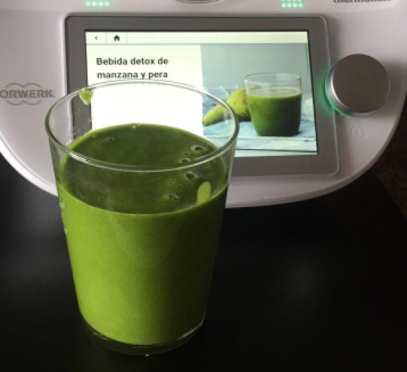 Desayuno saludable y energético